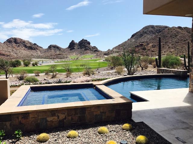 Danzante model spa-pool