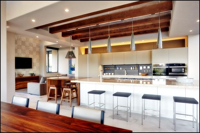Danzante kitchen
